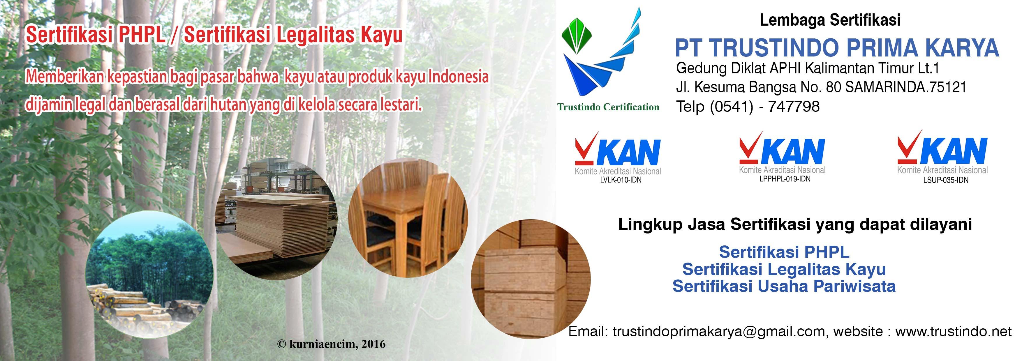 Trustindo Certification